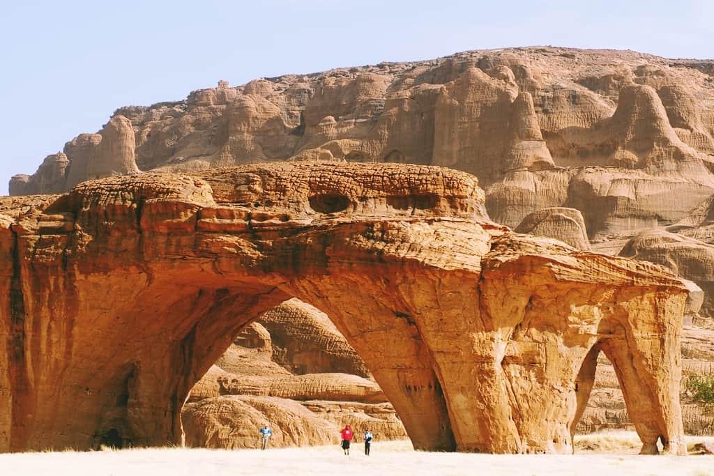 Anoco Arch Ennedi