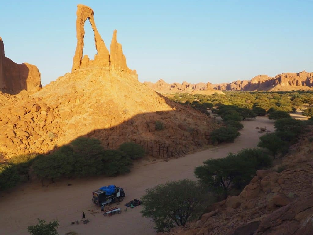 Overland Africa tours