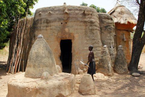 Benin togo ghana burkina faso