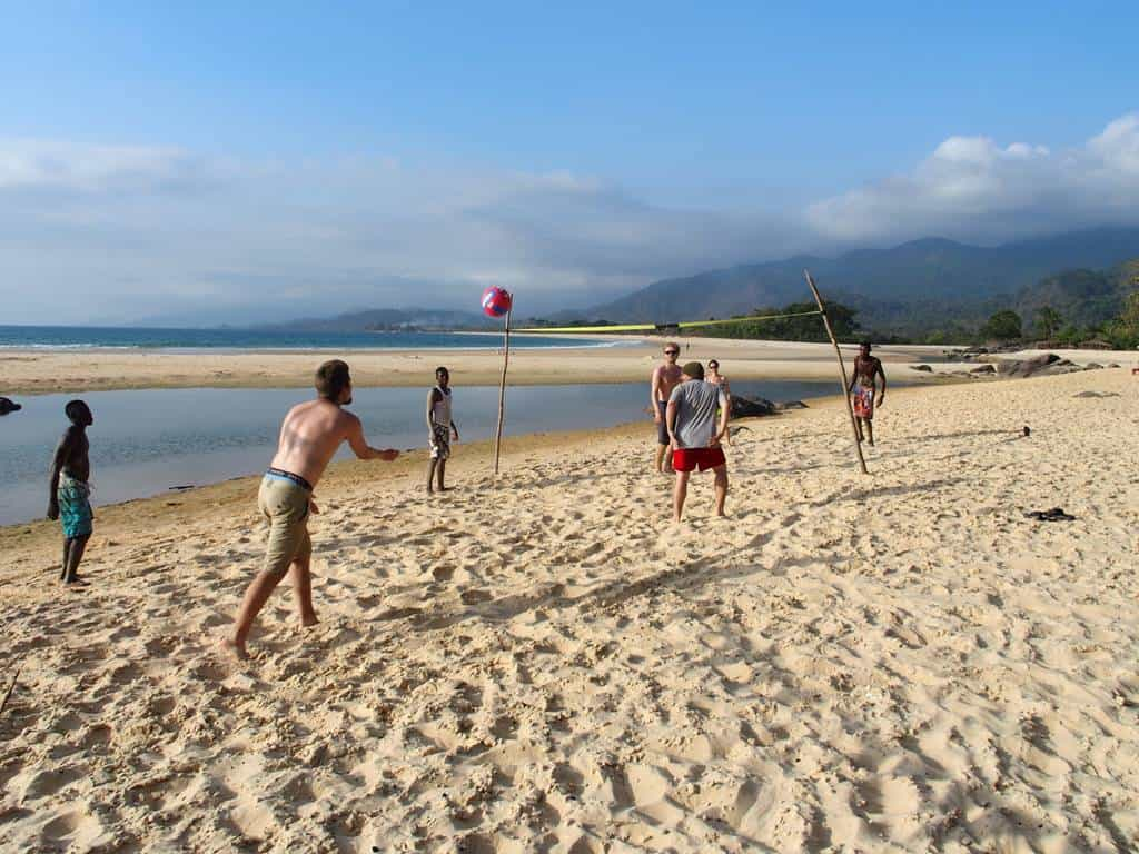 Bureh Beach Sierra Leone