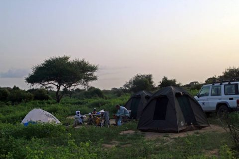 Central Africa overland tours