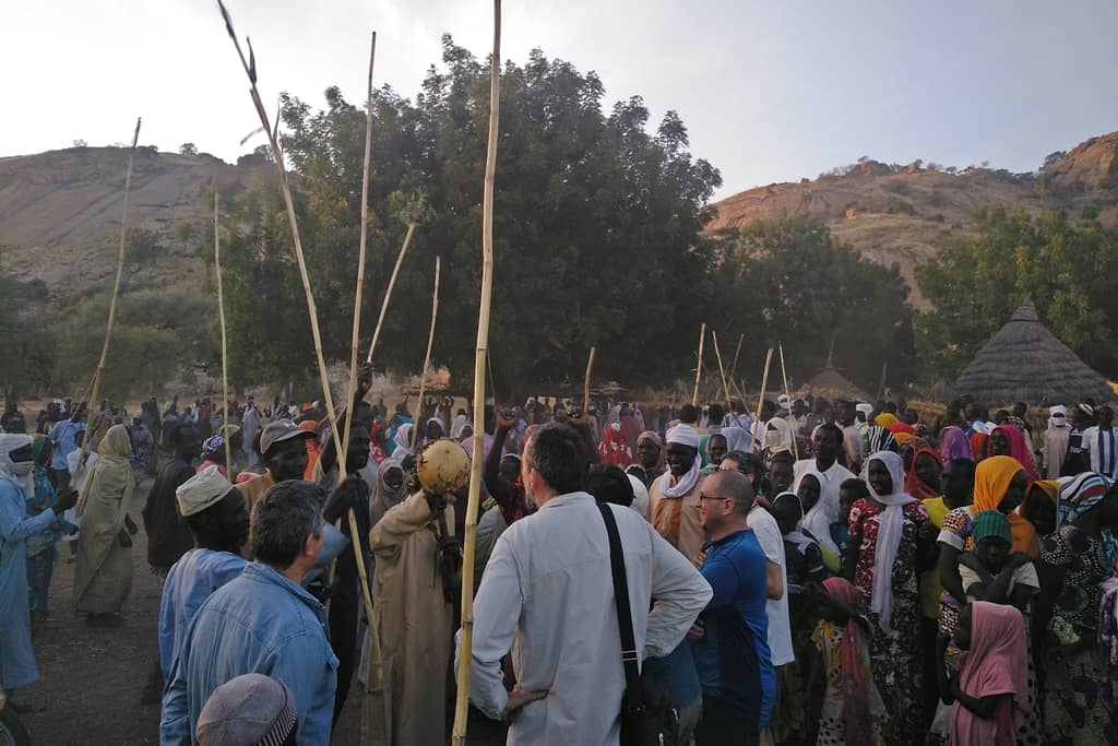 Chad festival