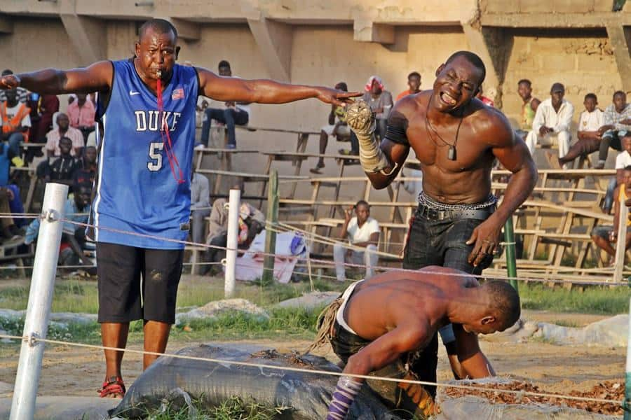 Dambe Viaje Nigeria Hausa Boxing