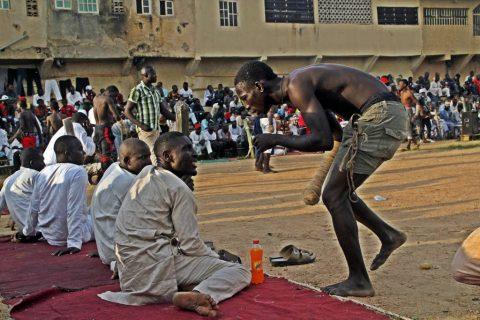 Dambe boxing Nigeria