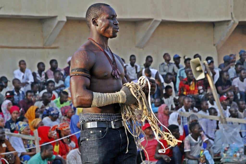 Dambe boxing Nigeria Kano