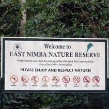East Nimba Nature Reserve Liberia