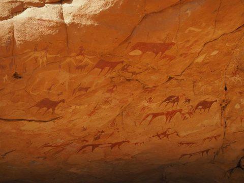 Pinturas rupestres Ennedi