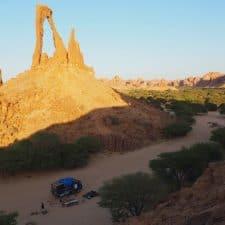 Viaje a Ennedi Chad