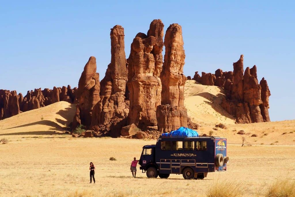 Ennedi Natural and Cultural Reserve