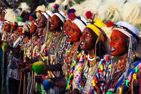 Festival Gerewol Chad