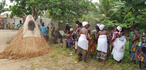 Festival vudu Benin