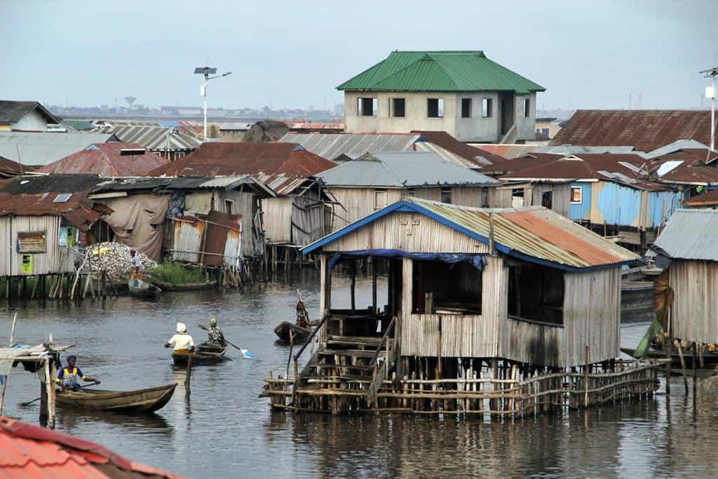 Ganvie Benin