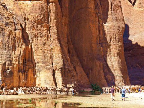 Guelta d'Archei en Ennedi