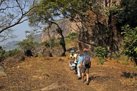 Hiking Fouta Djalon