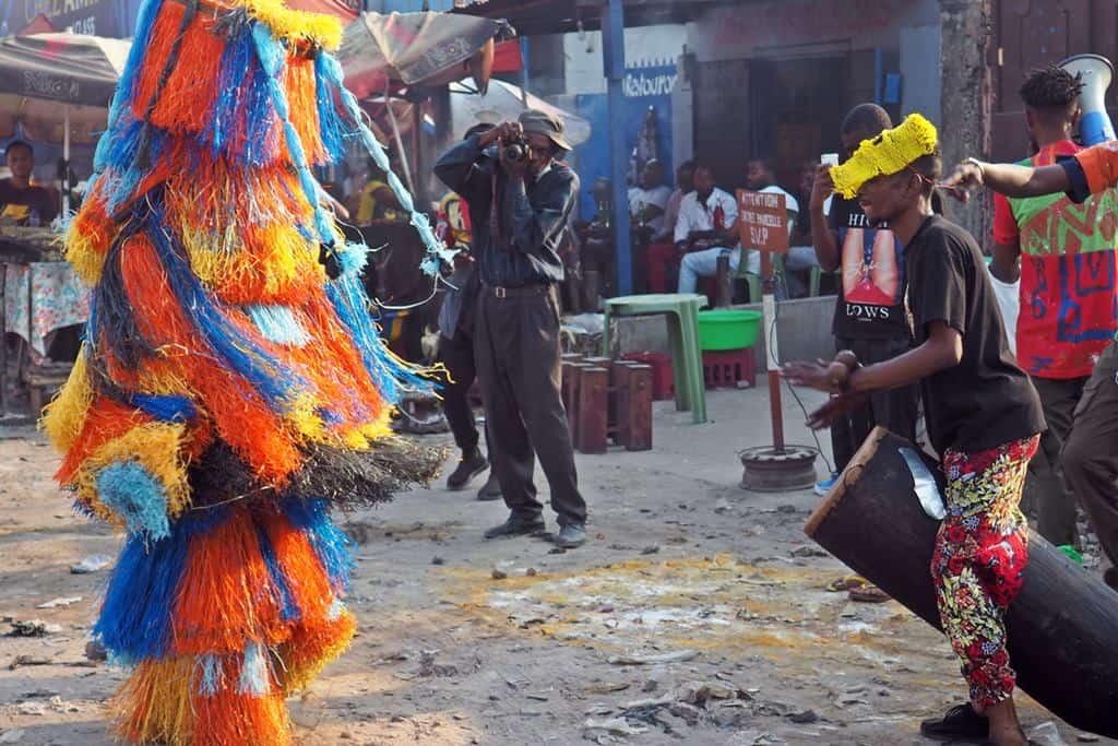 Festival Kinact Kinshasa