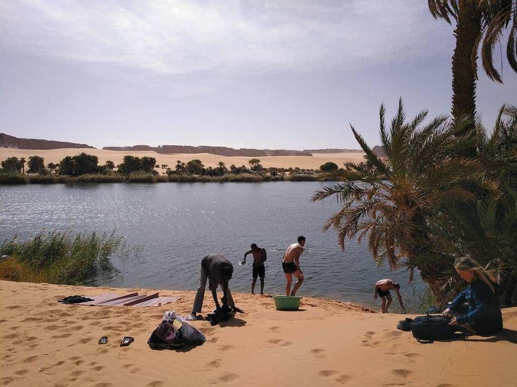 Lac Boukkou Ounianga Serir