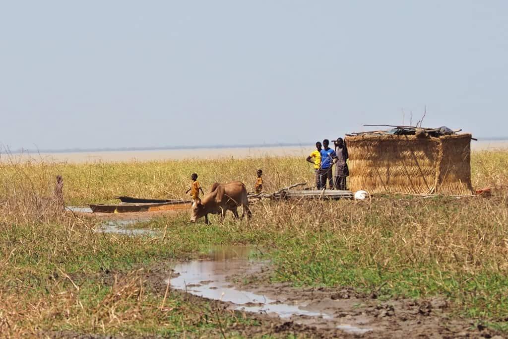 Lac Iro Chad