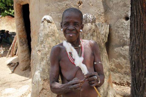 Mujer Batammariba
