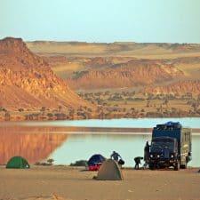 Viajes a Chad con Kumakonda