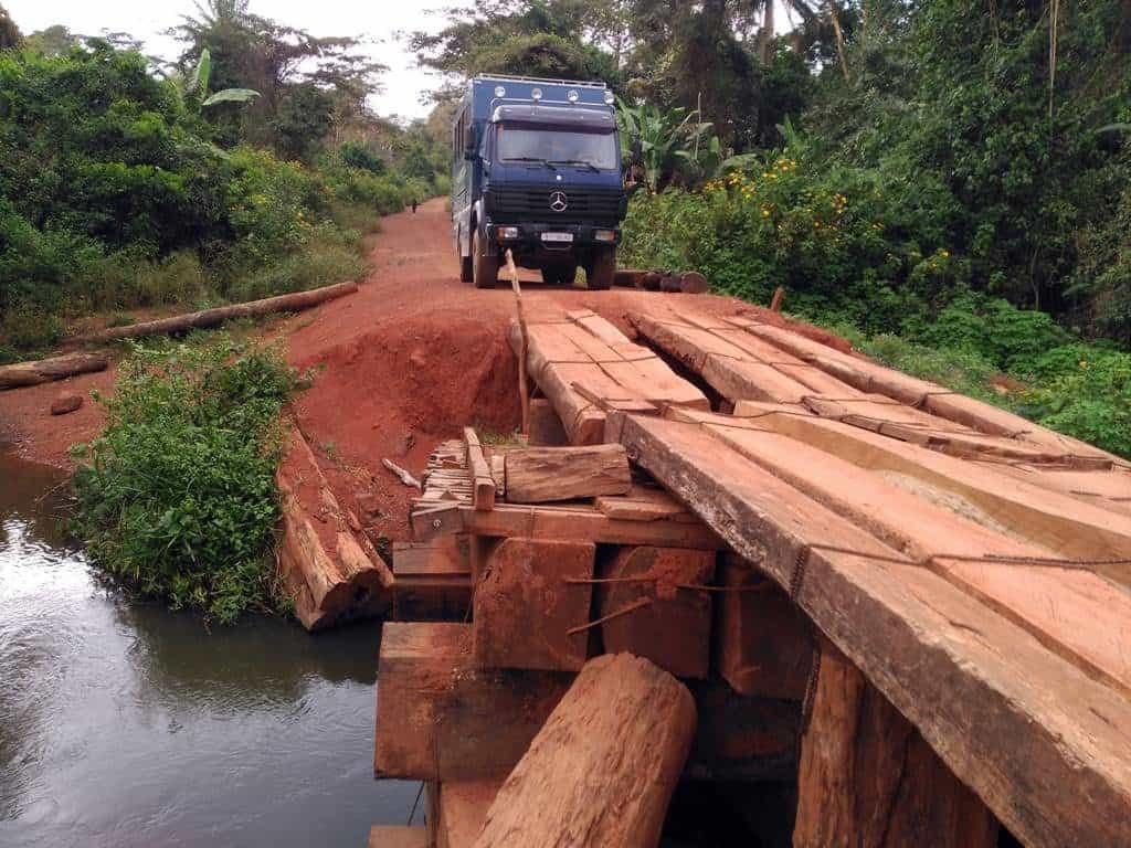 Viajar en camión por Africa