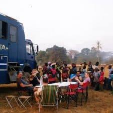 Overland Central Africa
