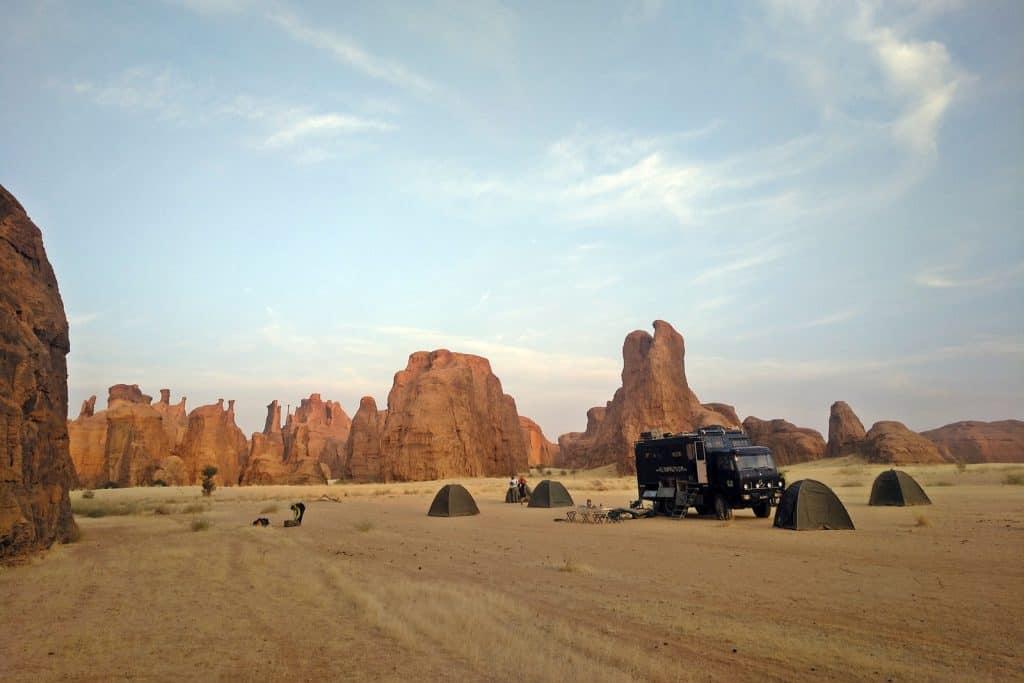 Overlanding Africa tours