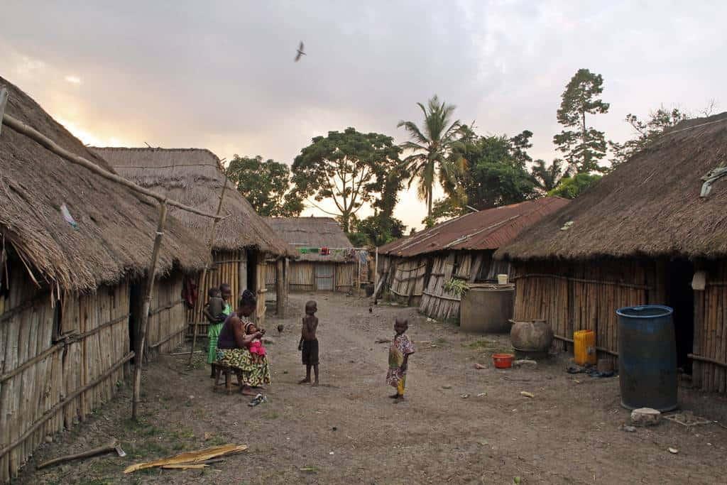 Holi country in Benin