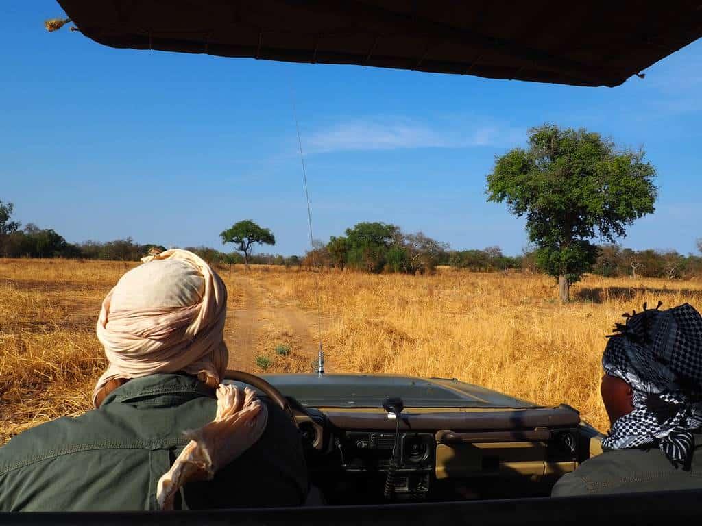 Safari Zakouma Chad