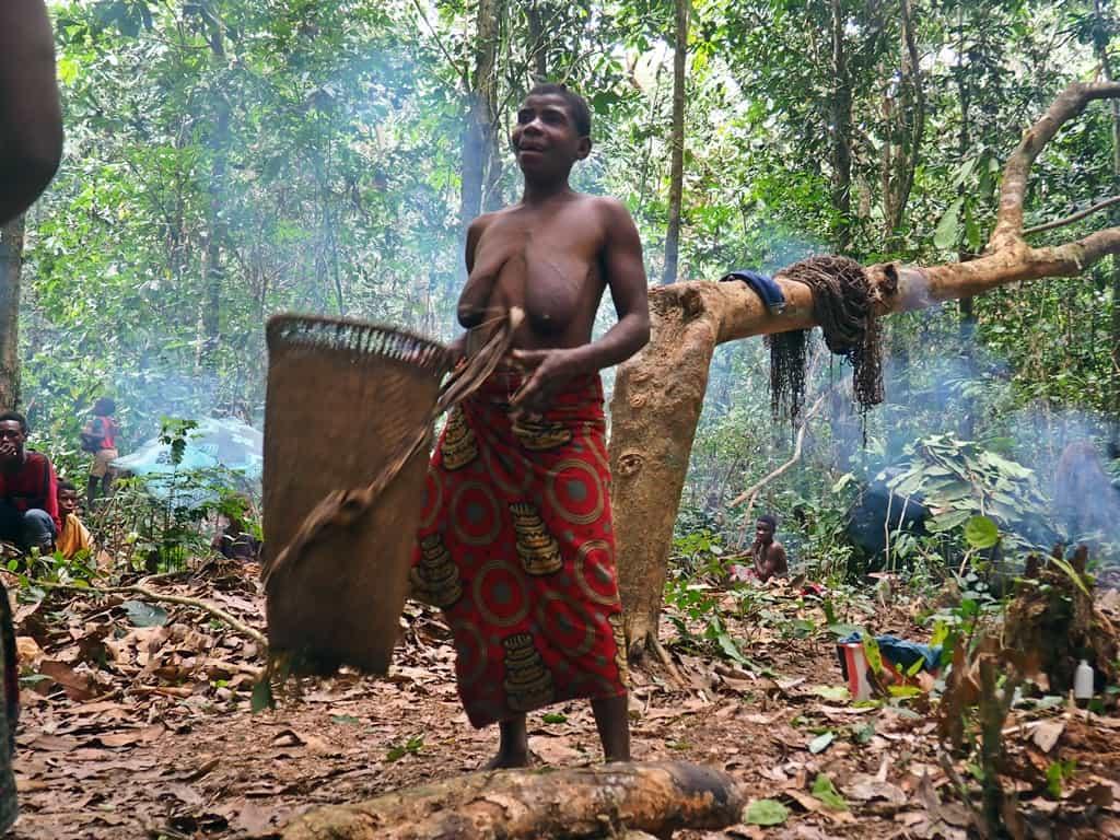 Pygmies Baka