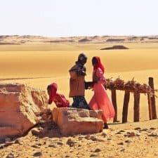 Sahara Chad