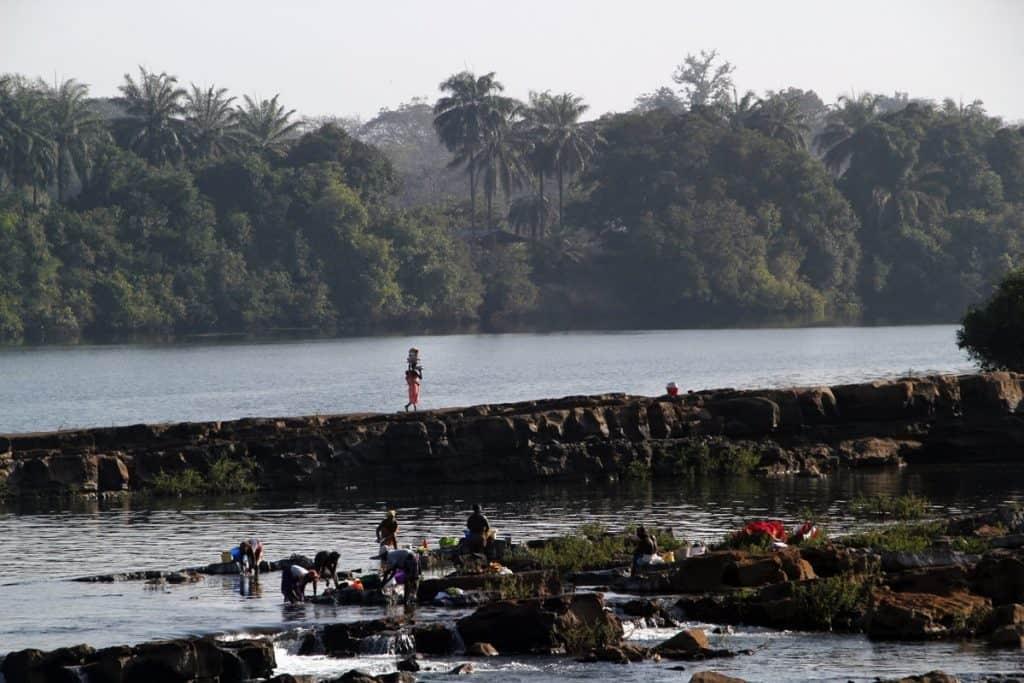 Saltinho Guinea Bissau
