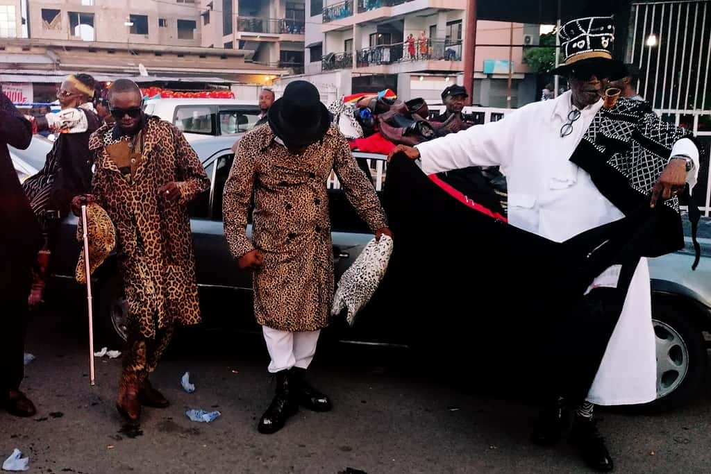 Sapeurs Kinshasa