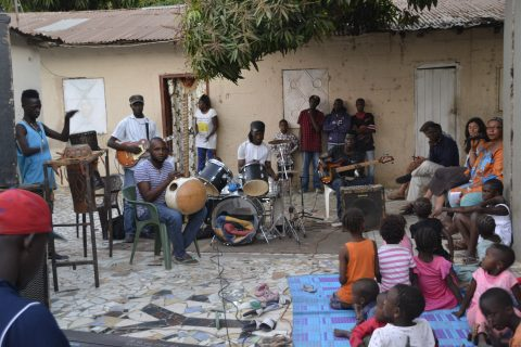 Viajes musicales a Africa