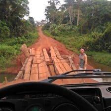 Sierra Leona overland trips