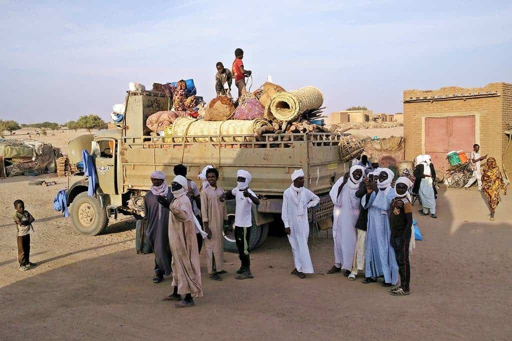 Tours in Chad