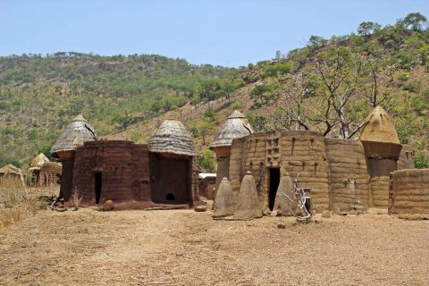 Valle de Atakora Togo y Benin
