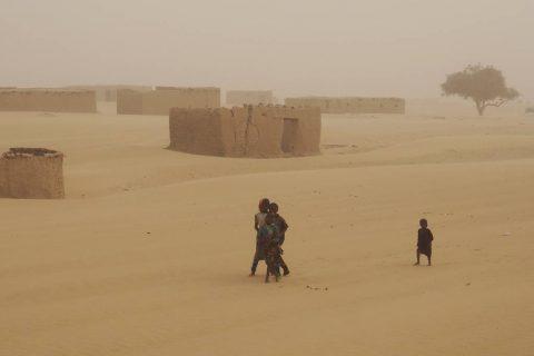 Viajando al norte de Chad