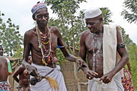 Festival de Vudu en Benin