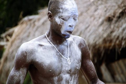 Festival de vudu de Ouidah