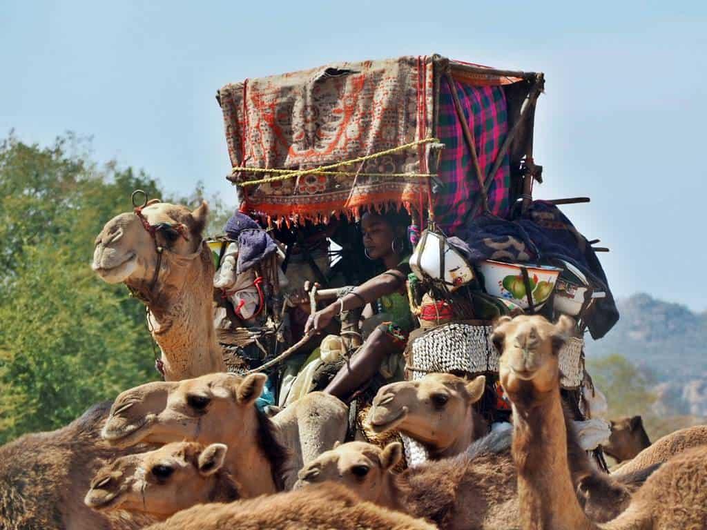 Viajar a Chad
