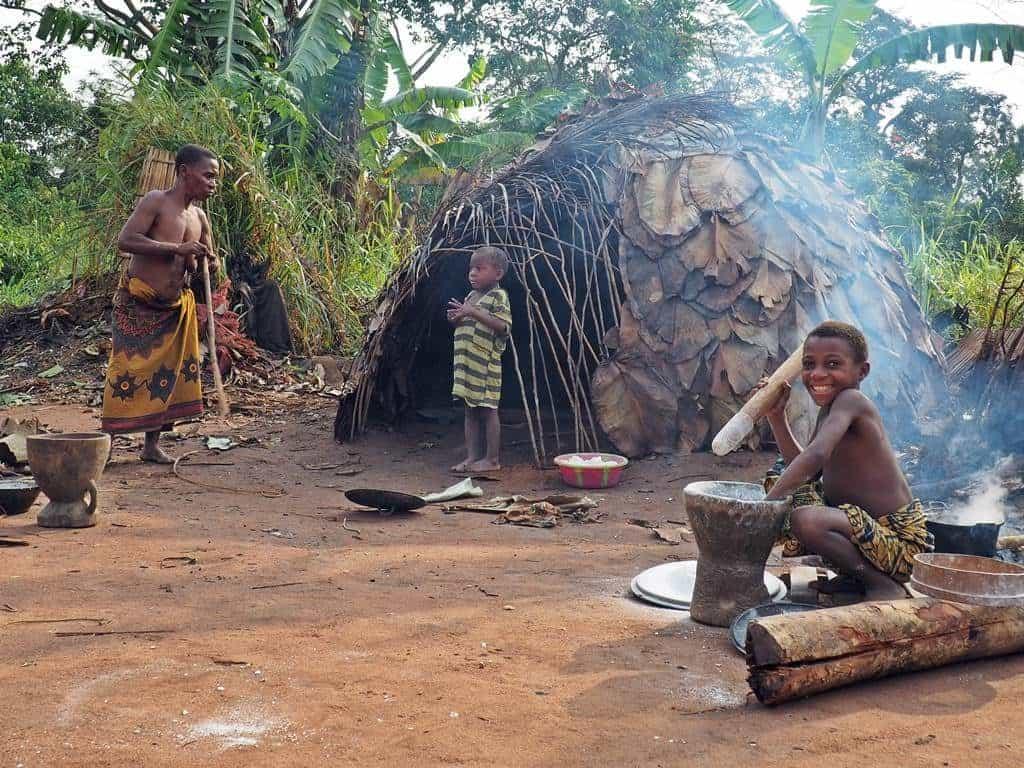Viaje a Camerun