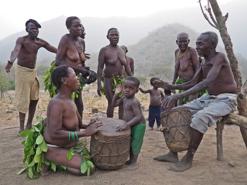Etnias Camerun