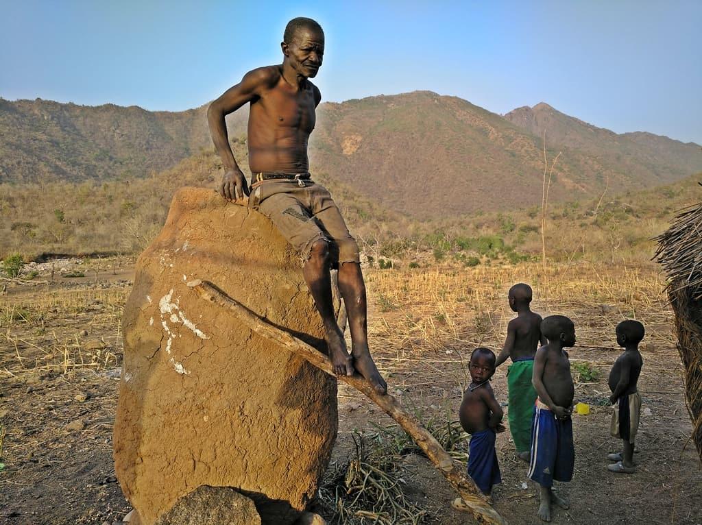 Viaje etnico Africa
