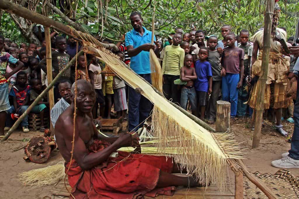 Telas Kuba Congo