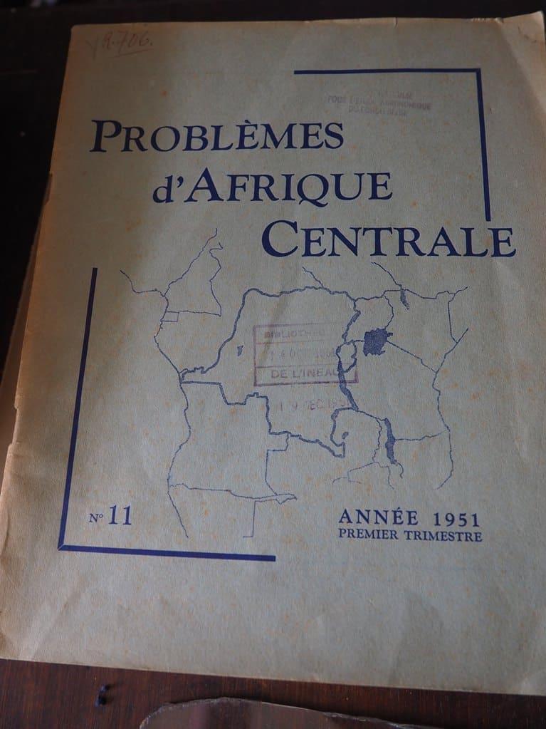 Congo belga