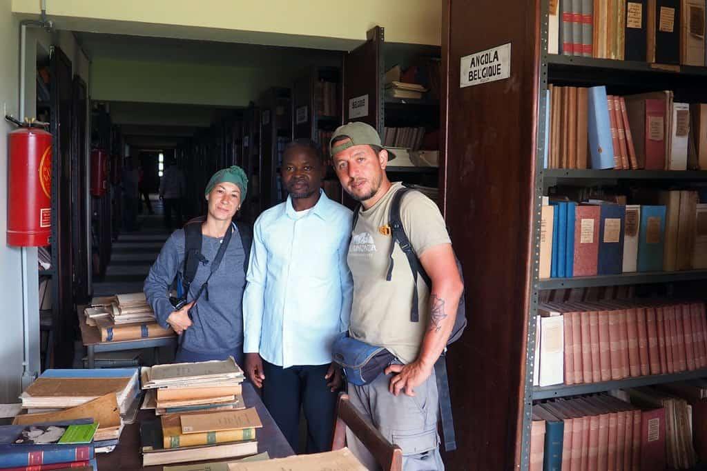 Viajes a Congo
