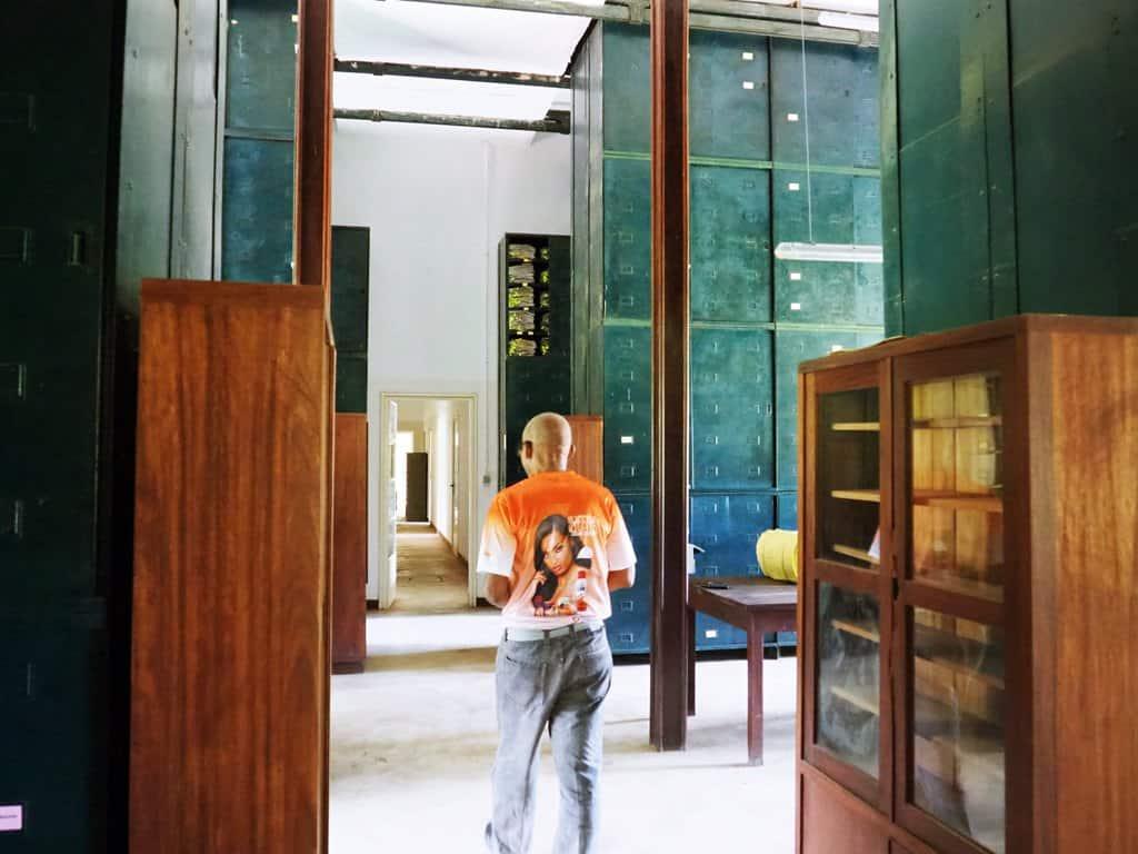 Herbarium Yangambi