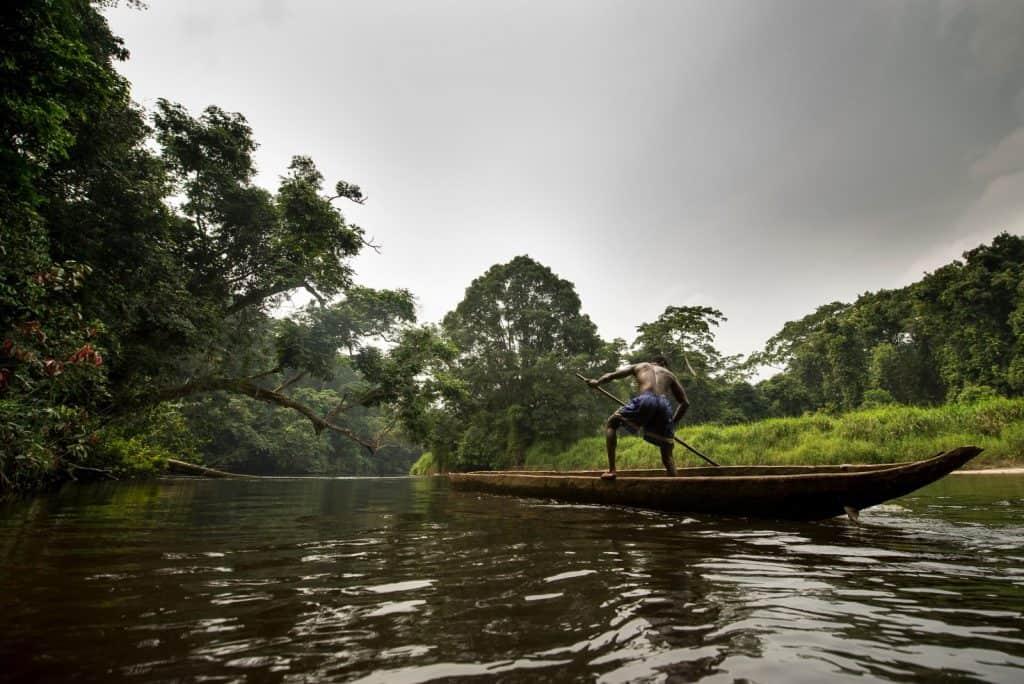 Viaje a Congo