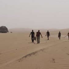 Viajes de aventura en Africa