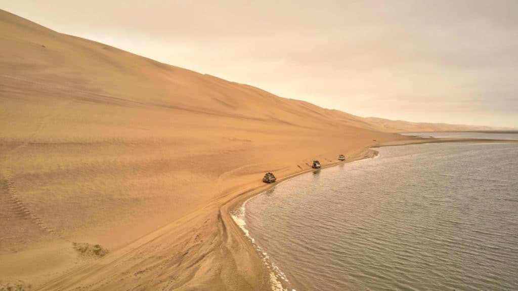 Viajes a Angola